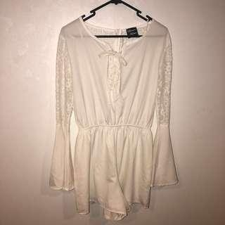 Dream House Lacey playsuit
