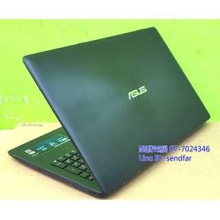 🚚 New 120SSD ASUS X553M N3540 4G DVD 15inch laptop ''sendfar second hand'' 聖發二手筆電