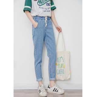 Plus Size Denim Jeans
