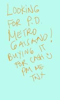 Metro P.O.