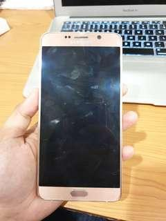 Samsung Galaxy Note 5 Rose Gold 32GB