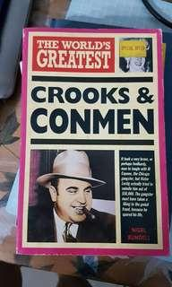 the world greatest crook and conman
