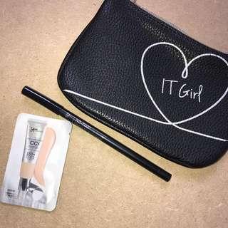 IT Cosmetics No Tug Waterproof Gel Eyeliner Normal Size (Black)