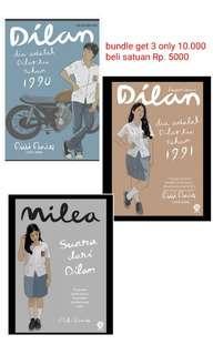 Ebook Dilan by Pidi Baiq Bundle