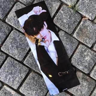[Ready Stock] Bae Jinyoung Reflective Slogan