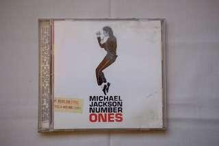 CD Original Michael Jackson - Number Ones