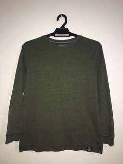 Green Army Sweatshirt