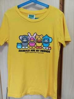 B duck T-shirt