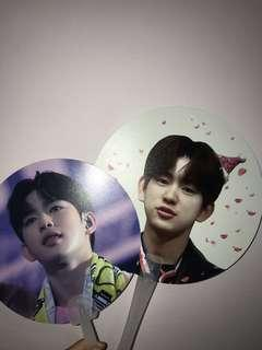 got7 jinyoung fansite fans