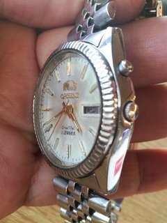 Orient Watch 70s  # Seiko Citizen