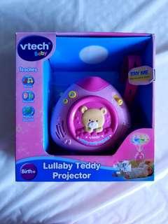 VTech Lullaby Teddy Projector