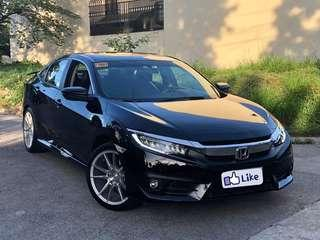 Honda Civic 2016 1.8 E