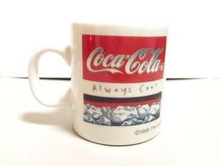 Coca-Cola Brand Cup & Saucer 1999年日本纪念版馬克杯