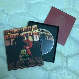 Collectible Original High Society 'Passion' Album CD