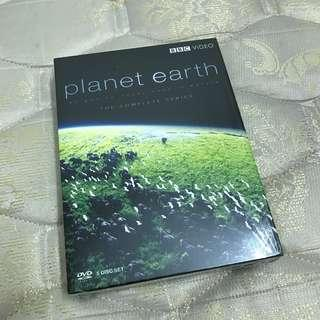 Planet Earth - The Complete Series DVD (5 Disc Set)