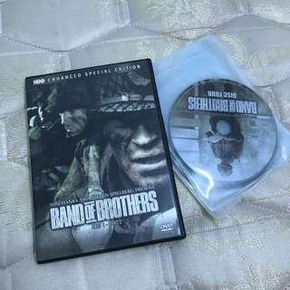 Band Of Brothers (Part 1 & 2) DVD Set