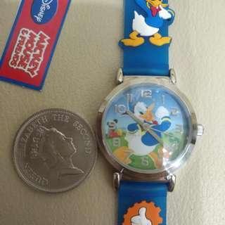 Disney Donald Duck -- 唐老鴨兒童手錶(全新)正版正貨