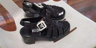 Size UK3 JUJU shoes made in England