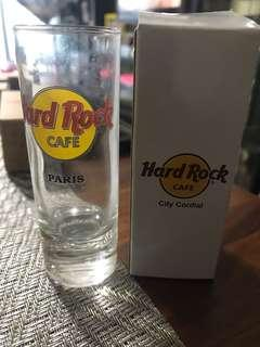 Hard Rock Cafe Paris Shot Glass.