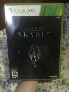 Skyrim xbox360 SALE