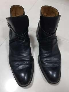 genuine made in Italy Bally boots
