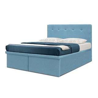 SKH30C Queen Storage Bed Frame WH56