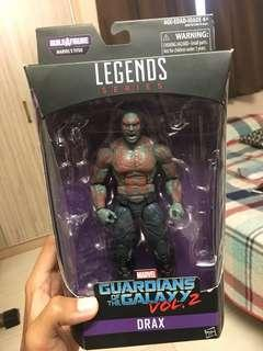 Marvel legends drax guardians of the galaxy figure