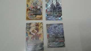 Buddyfight Ancient World Cards