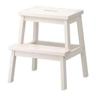 Bekväm Wooden Step Stool