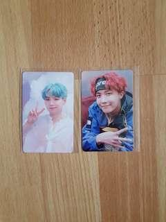 [ wts ] bts memories of 2017 dvd photocard