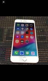 賣iPhone7.plus.128G.玖瑰金.95新