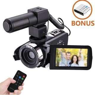 手提攝錄機  (高清 1080)