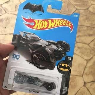 Hotwheel Batmobile