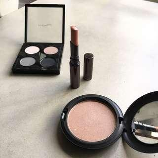 Authentic MAC makeup bundle