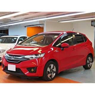 (減價) HONDA FIT Hybrid 2014