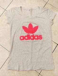 Inspired Adidas t shirt