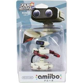 BRAND NEW Nintendo Amiibo Robot WiiU Wii U 3DS XL 3DSXL For Game Gaming Console