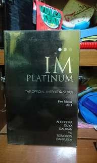 IM platinum 1st ed