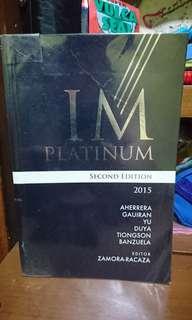 IM platinum 2nd ed
