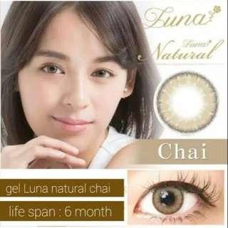 Softlens Eos Luna Chai