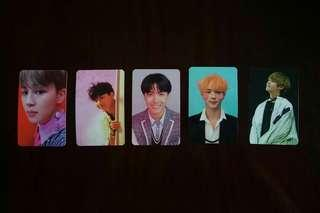 BTS LY: ANSWER