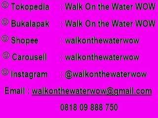 Online Shop Walk On the Water WOW
