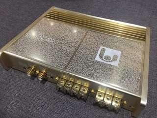 Audiophile: Sinfoni Limited Edition Ingot 1 & Ingot 2 amplifier