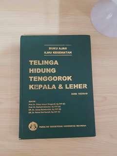Buku ajar THT FKUI
