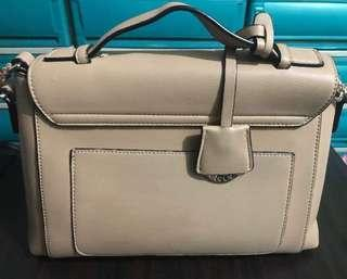 CLN SATCHEL BAG preloved but well loved