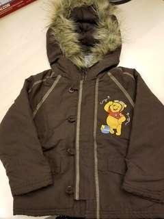 Winnie the Pooh 厚褸