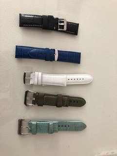 Brand New Panerai watche straps for sale. Cheap!!
