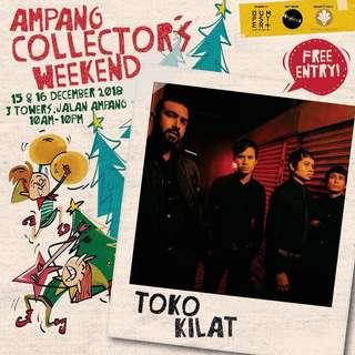 Ampang Collectors Weekend 15 & 16 Dec 2018