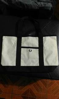 Fred Perry Shoppers Bag