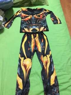 Bumblebee pajama for kid